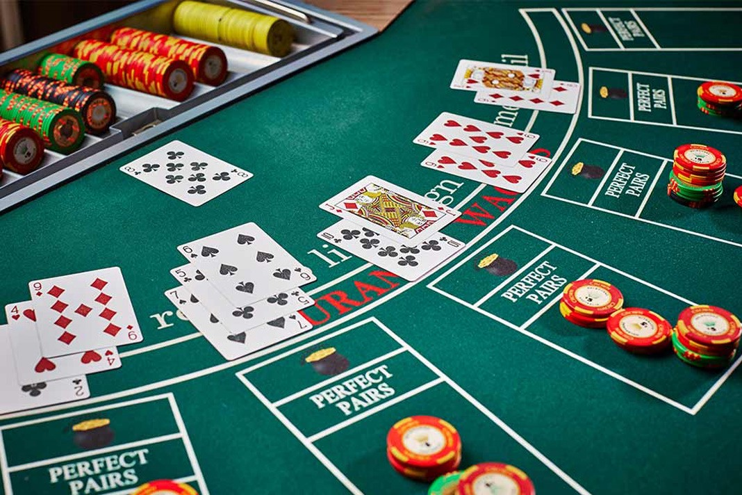 Finding the Perfect Online Blackjack Game